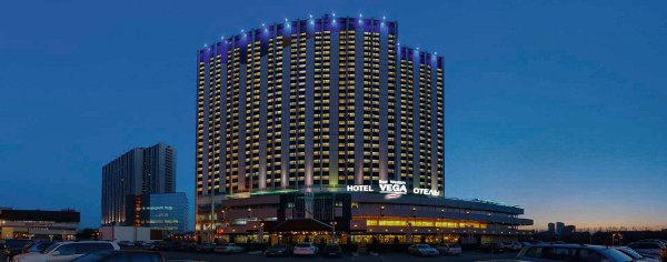 Best western vega hotel convention centre in moskau for Besondere hotels weltweit
