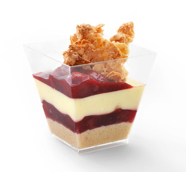 s sse dessert rezepte von debic kirsch marzipan creme brulee. Black Bedroom Furniture Sets. Home Design Ideas