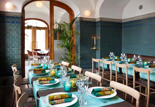 perfekt gedeckter tisch mit der duni herbstkollektion 2014. Black Bedroom Furniture Sets. Home Design Ideas