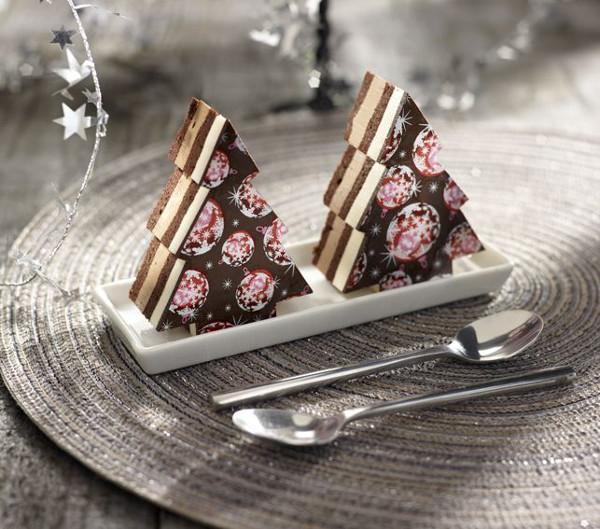 leckere weihnachtsdesserts und der nachtisch zu silvester. Black Bedroom Furniture Sets. Home Design Ideas