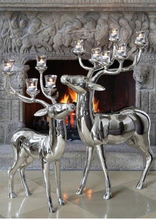 Mit deko wohnaccessoires von fink living stilvoll weihnachten feiern - Luxus wohnaccessoires ...