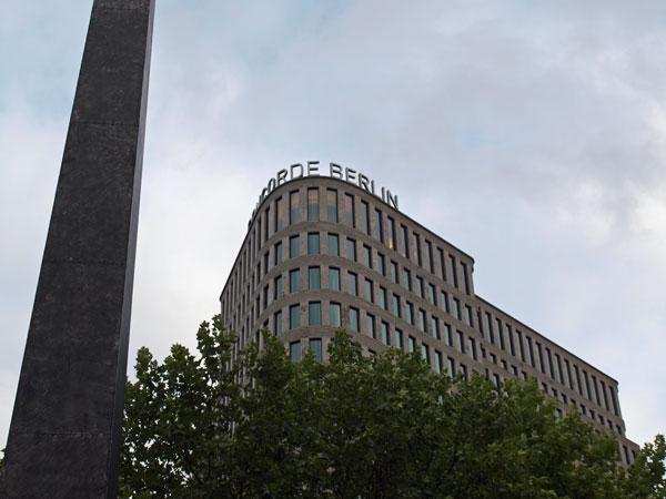 Hotel Concorde Hamburg