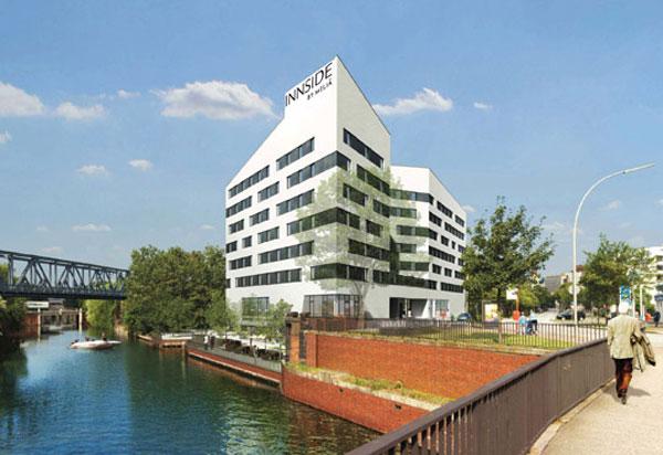Innside hamburg meli hotels international kommt in die for Hotel international hamburg