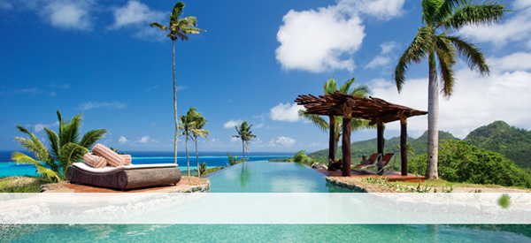 Treasure Island Resort Fiji Food