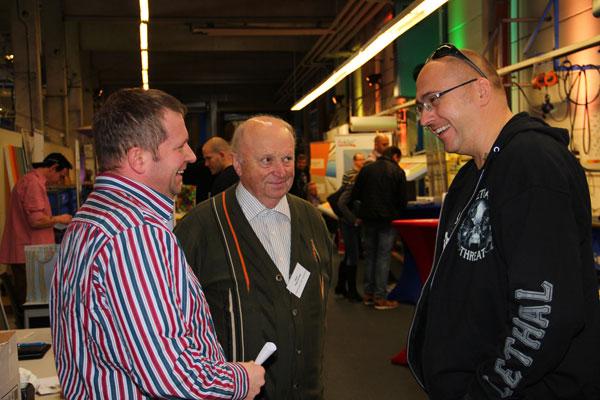 Leiner Hausmesse Rockt Rund 300 Fachbesucher Machen Mit