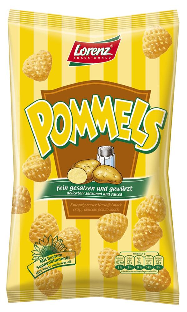 Pommels