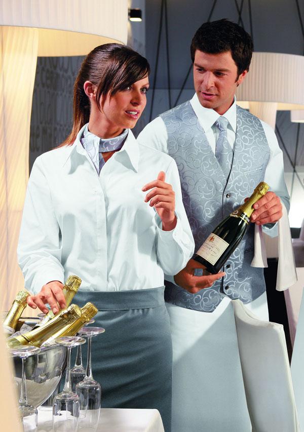 berufsbekleidung f r gastronomie und hotellerie von lusini gmbh. Black Bedroom Furniture Sets. Home Design Ideas