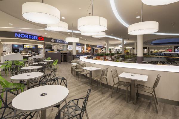 Neue nordsee filiale im einkaufszentrum milaneo stuttgart for Einkaufszentrum stuttgart