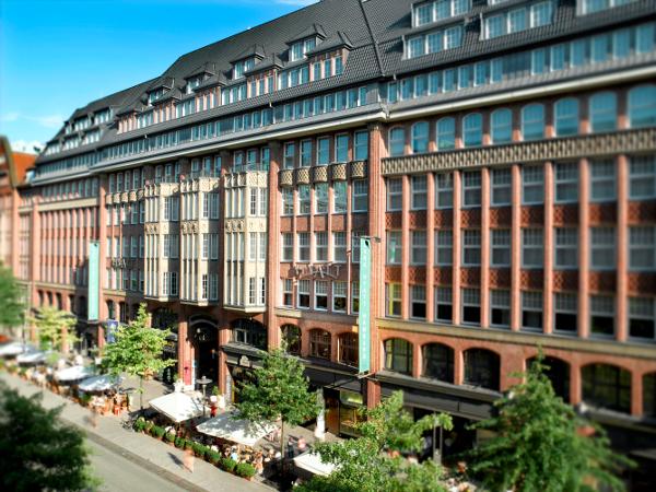 Hotels Hamburg City  Sterne