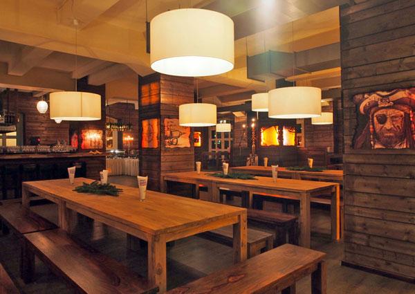 restaurant pirates berlin gastronomie und event im. Black Bedroom Furniture Sets. Home Design Ideas
