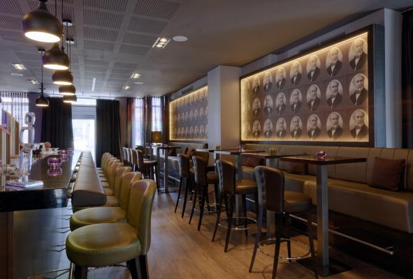 Markus-Diedenhofen Innenarchitektur gibt dem ersten Pullman Hotel in München ein schönes Gesicht ...