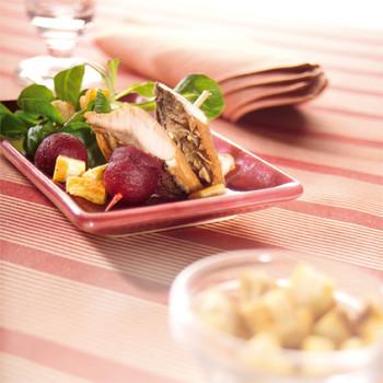 rote bete salat einfach mit bratheringsfilet zubereiten. Black Bedroom Furniture Sets. Home Design Ideas