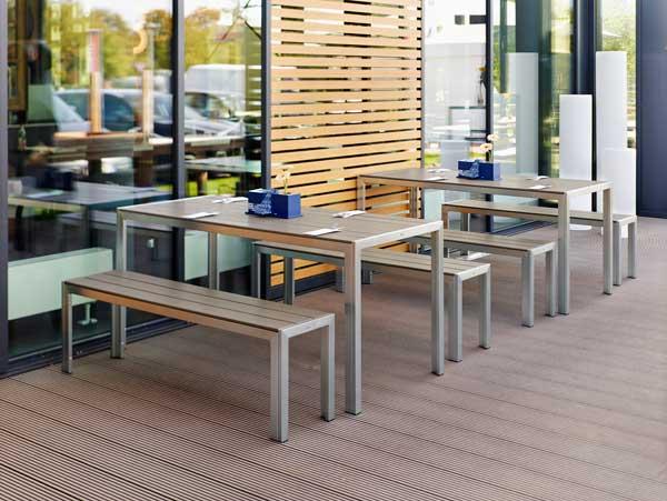 Gastro Outdoor Möbel gastro outdoor mbel amazing hier ergnzen sich outdoormbel und