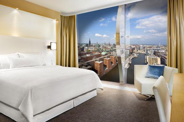 westin w chst in deutschland das sechste hotel der marke wird in hamburg er ffnen. Black Bedroom Furniture Sets. Home Design Ideas