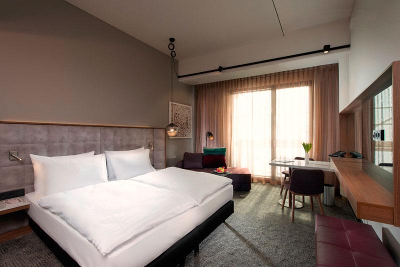 Adina apartment hotel in n rnberg er ffnet am 3 november for Design boutique hotel nuremberg