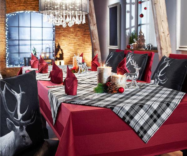 glanzvolle weihnachten mit hotelw sche erwin m ller. Black Bedroom Furniture Sets. Home Design Ideas