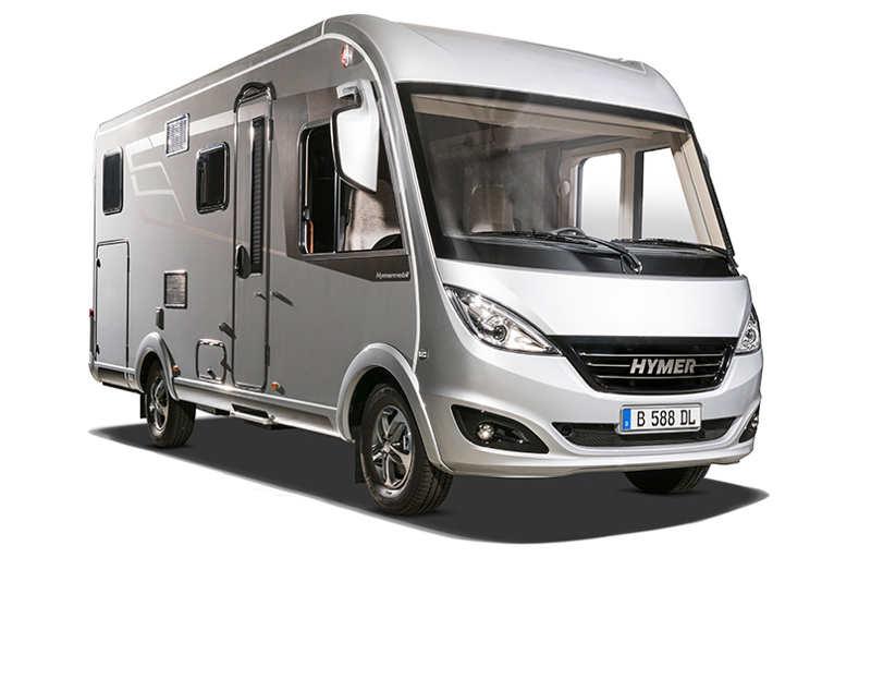 luxus camping mit dem hymermobil b klasse sl. Black Bedroom Furniture Sets. Home Design Ideas