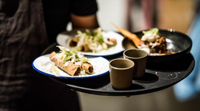 Mexikanisches restaurant la lucha in berlin neu er ffnet for Weiterbildung innendesign