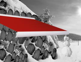 Winterrabatt Auf Ausgew Hlte Markisen Von Leiner