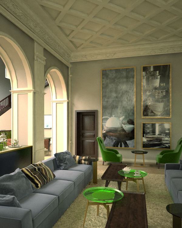 Renovierung schlosshotel am fleesensee abgeschlossen for Kitzig interior