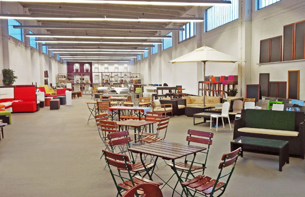 m24berlin showroom m bel zum anfassen und ausprobieren. Black Bedroom Furniture Sets. Home Design Ideas