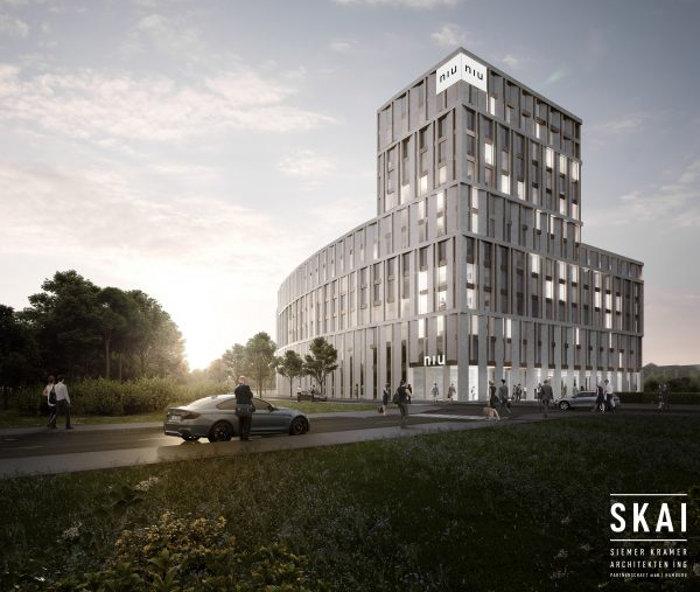 novum und citygrove planen niu im dynamischen d sseldorf. Black Bedroom Furniture Sets. Home Design Ideas