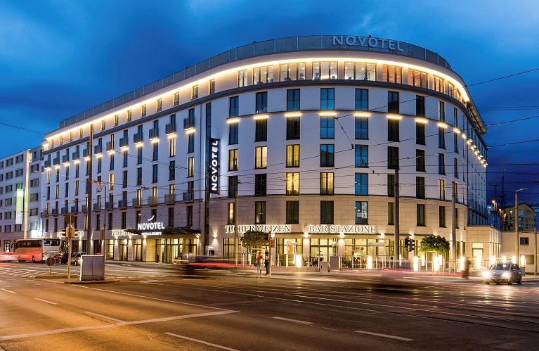 Novotel n rnberg centre ville hat er ffnet - Appartement de ville hotelier vervoordt ...