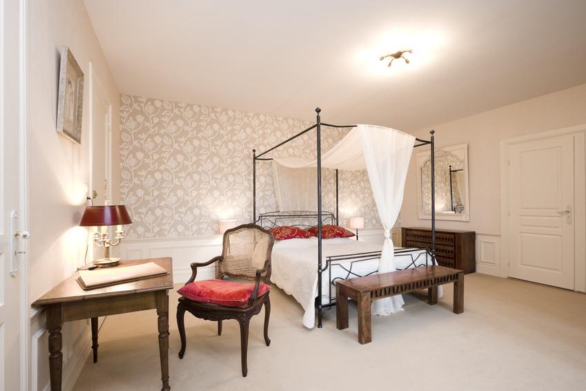 Elegant Betten Im Landhausstil Galerie Von Wohndesign Design