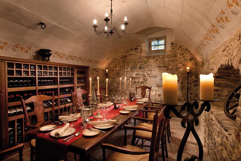 Top Klassifizierung des Travel Charme Gothisches Haus