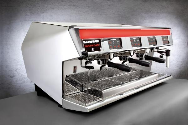 kaffeemaschinen hersteller unic pr sentiert einen franz sischen stern am kaffeemaschinen himmel. Black Bedroom Furniture Sets. Home Design Ideas