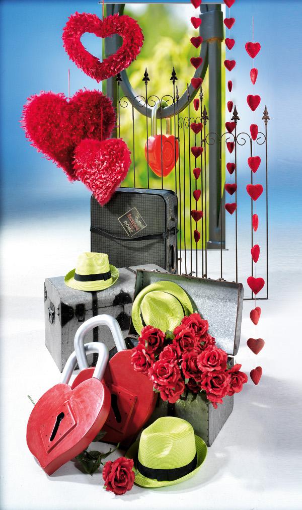 Au ergew hnliche deko zum valentinstag - Deko valentinstag ...