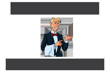 Restaurant Alter Hof - Ludwig der Bayer vom Affen entführt