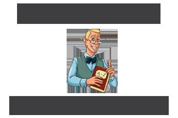 Speisekarten Wörterbuch Deutsch Englisch