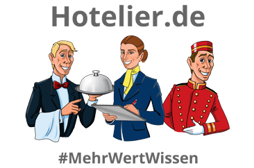 And the Winner is - beim Connoisseur Circle Hospitality Award