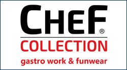 Gastro Work & Funwear von Chef Collection