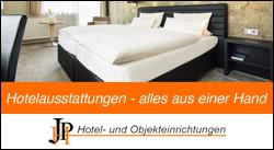 JPH Hotel- und Objekteinrichtungen - alles aus einer Hand