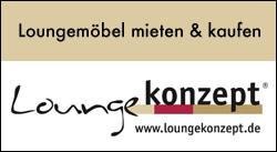 Loungemöbel mieten oder kaufen bei Loungekonzept.de