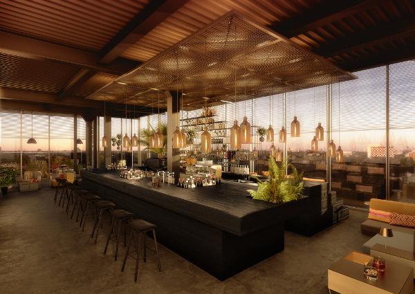 25hours bikini berlin hoteltest zwischen design. Black Bedroom Furniture Sets. Home Design Ideas