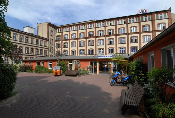 H Hotel Berlin Mail