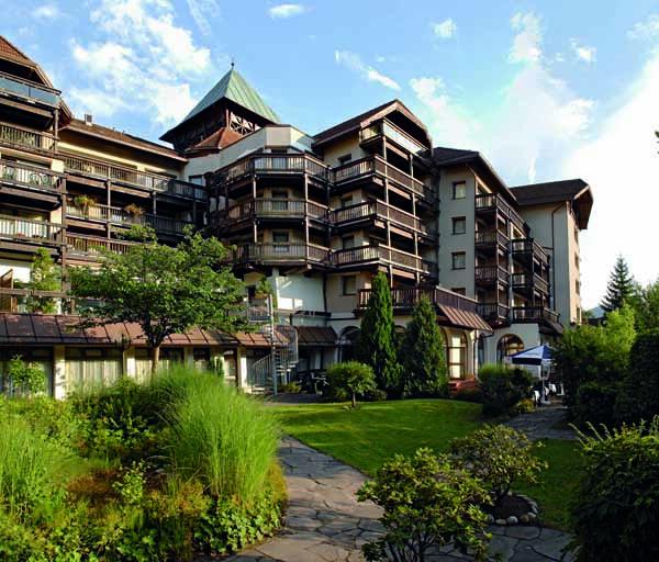 Hotel Am Kurpark Bad Herrenalb Gmbh