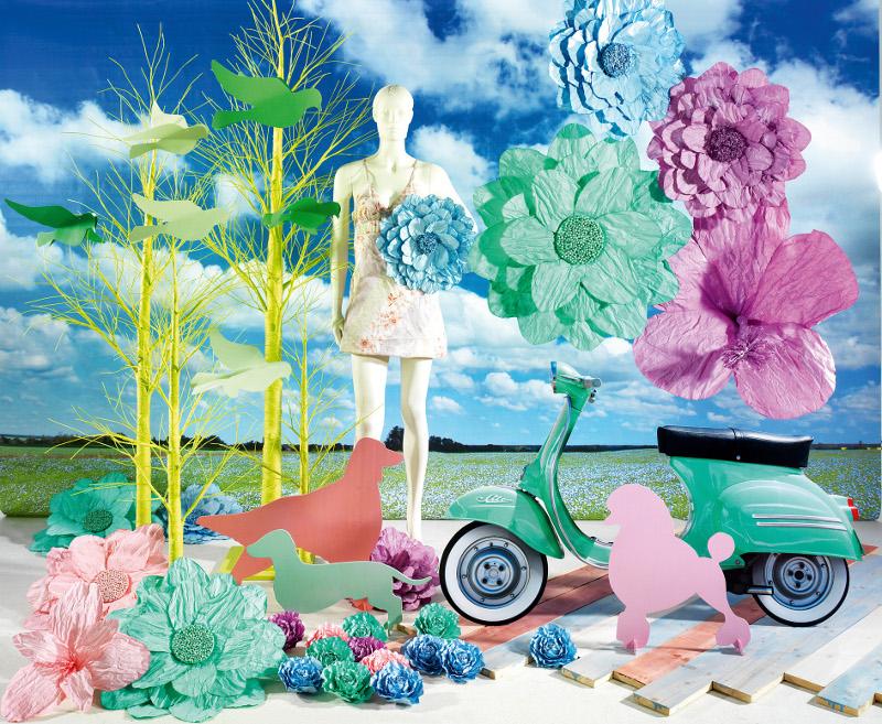 Deko fr hjahr sommer deko katalog von woerner bestellen for Katalog dekoration