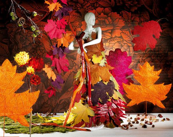 15 trend dekoration herbst winter inspiration for Dekoration herbst