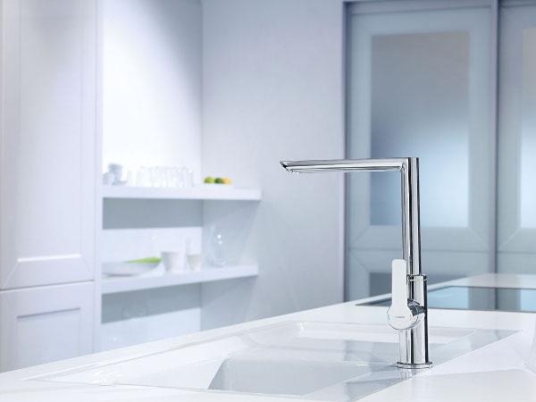 exklusive armaturen f r das bad von hansa metallwerke ag stuttgart. Black Bedroom Furniture Sets. Home Design Ideas