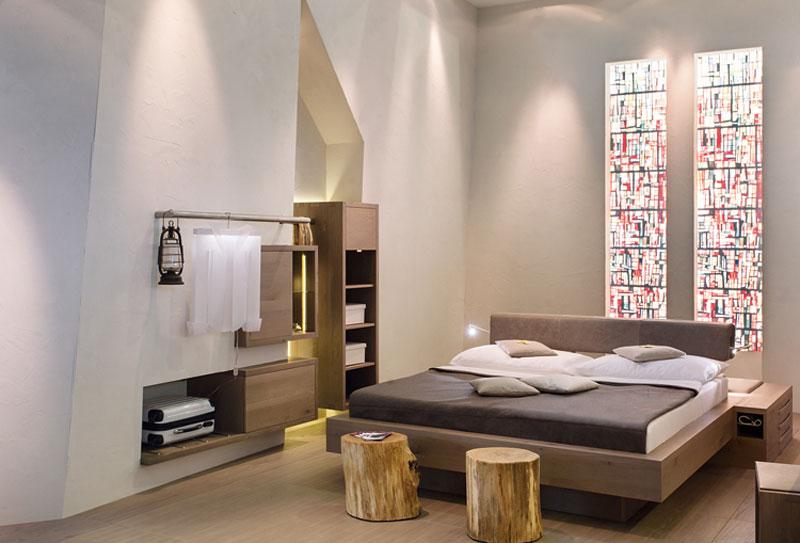 innovationen made by voglauer hotel concept auf der 39 gast. Black Bedroom Furniture Sets. Home Design Ideas