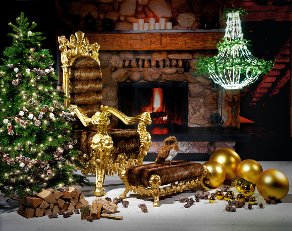 Tischdeko weihnachten 2012  Deko Trend Weihnachten - Deko Artikel Weihnachten | Hotelier.de